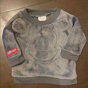 Disney baby Mickey sweatshirt
